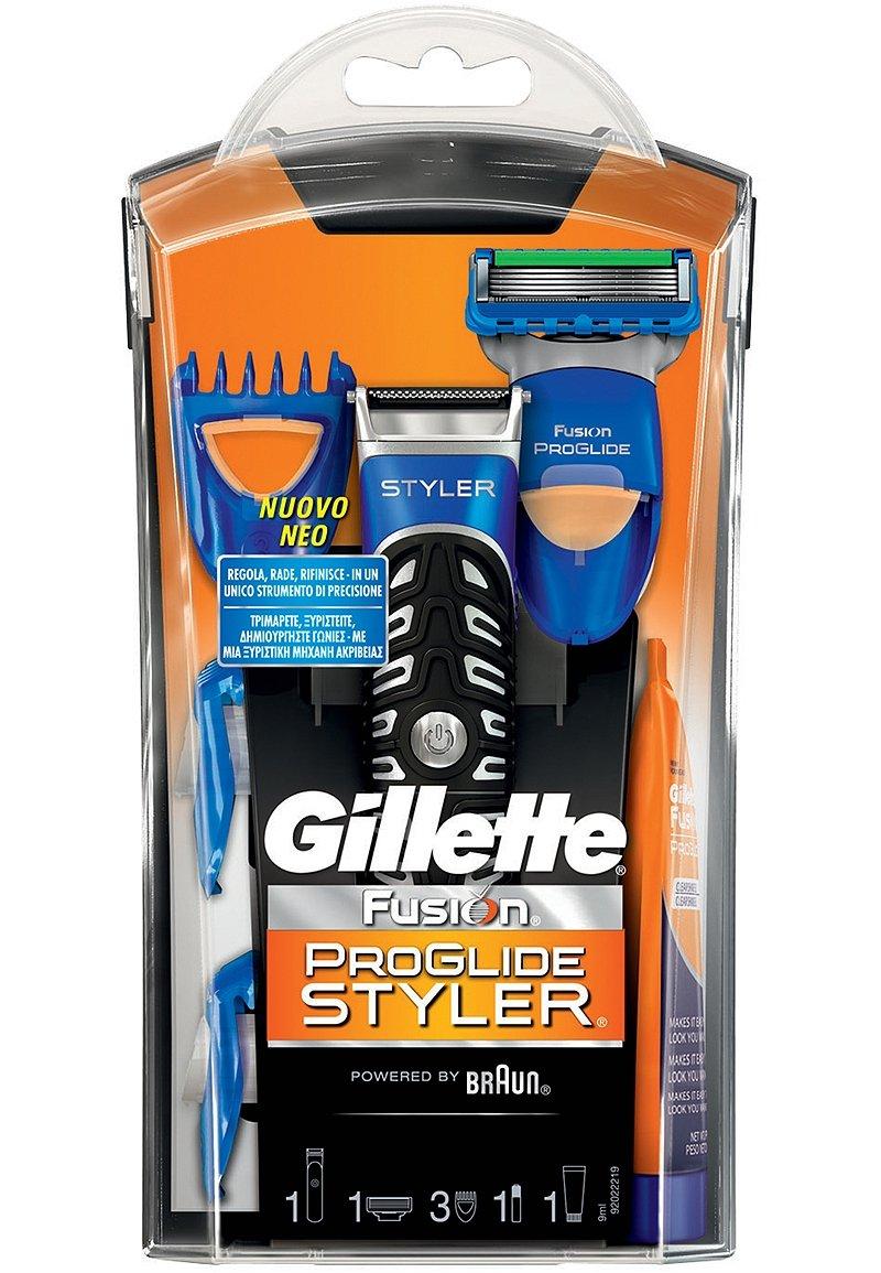Gillette Maquina Fusion Proglide Styler 0