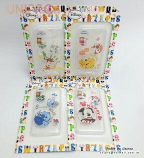 【UNIPRO】華碩 ZenFoneC ZC451 迪士尼 史迪奇 玩具總動員 小熊維尼 米奇 TPU 透明 手機殼