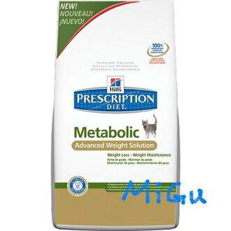 *Mi Gu*希爾思Hill's《Metabolic貓用》基因代謝餐 4 lb / 更聰明有效率的體重控制