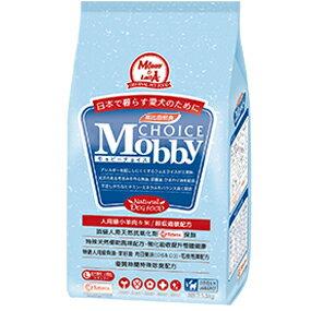 *Mi Gu*莫比Mobby《羊肉+米》1.5kg大型成犬專用配方 - 莫比寵物自然食
