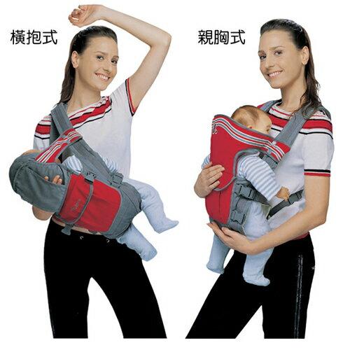 『121婦嬰用品館』拉孚兒好安心多功能揹巾-红 1