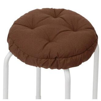 圓形椅用座墊 N HOME DBR