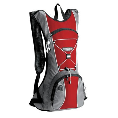 Caribee Quencher Hydration Pack (red) 0