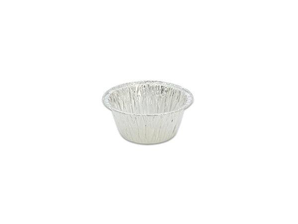 鋁箔容器、錫箔、烤模、 德式布丁、圓形 135 (150pcs/包)
