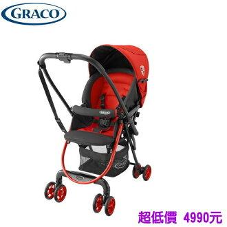 *美馨兒* 美國 GRACO CitiLite R ST 超輕量型雙向嬰幼兒手推車 城市漫遊R 標準版【紅寶石】4990元