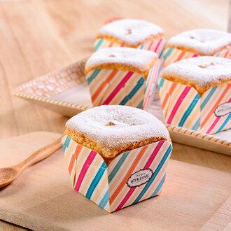 團購組10盒:日本北海道十勝爆漿戚風蛋糕(6入)【布里王子】 0
