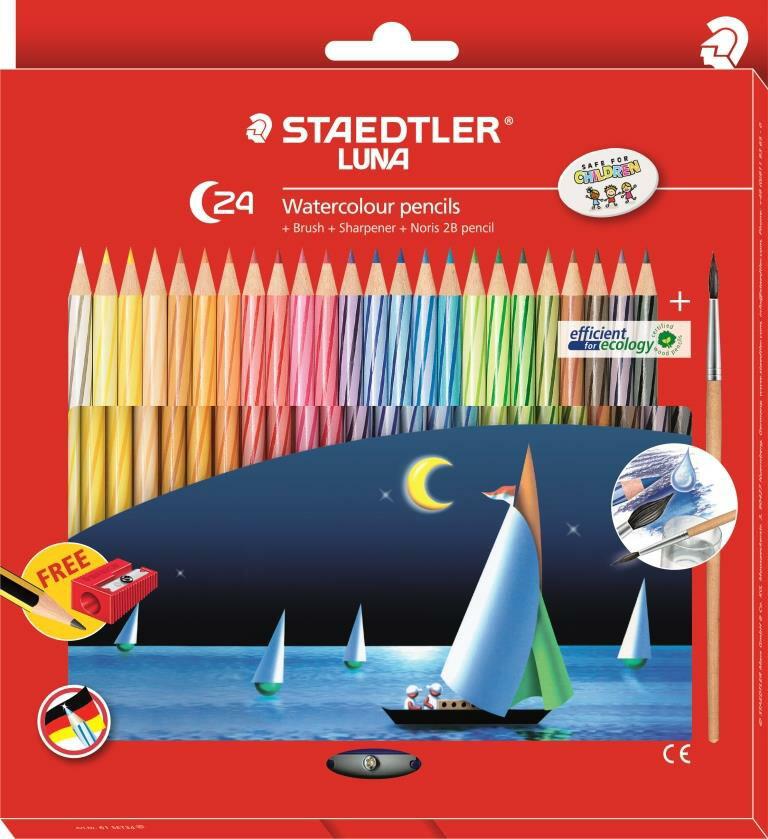 STAEDTLER X LOST OCEAN (SET 2) 1