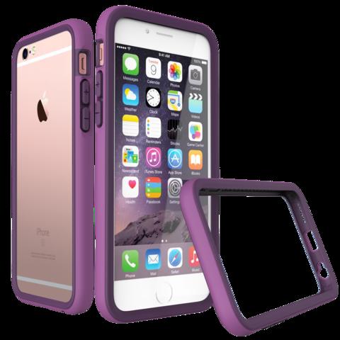 [APPLE]CrashGuard犀牛盾耐衝擊邊框手機殼-iPhone系列[I5,ISE/I6,I6S/I6+,I6s+] 4