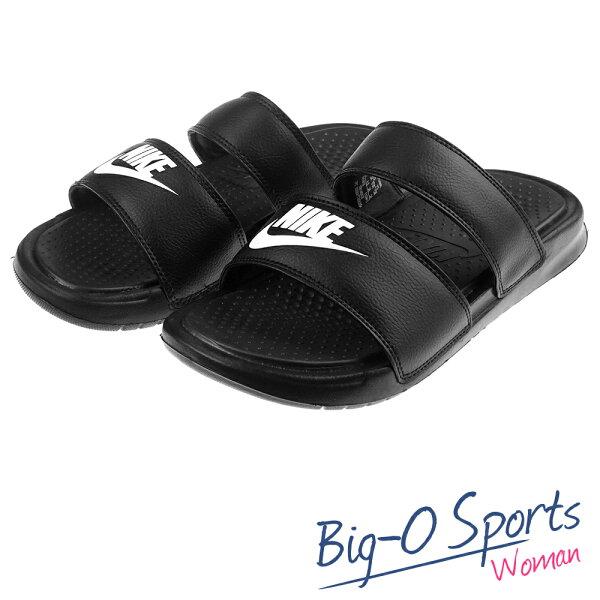 2016新款  NIKE 耐吉  WMNS BENASSI DUO ULTRA SLIDE 運動拖鞋 白 819717010  Big-O Sports
