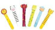 Linda Toy 木製書籤-叢林 德德小品  兒童玩具 飾品  木製玩具 周邊