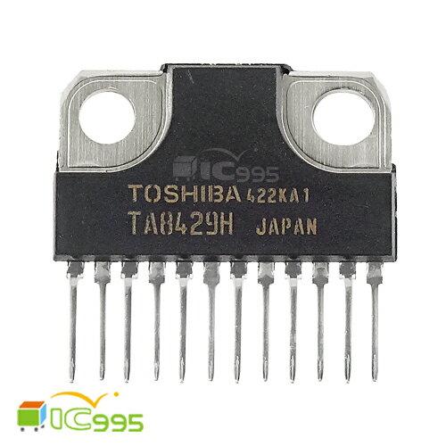 (ic995) TA8429H ZIP-12 雙極型 線性 集成電路 矽單片 全橋驅動器 全新品 壹包1入 #8273