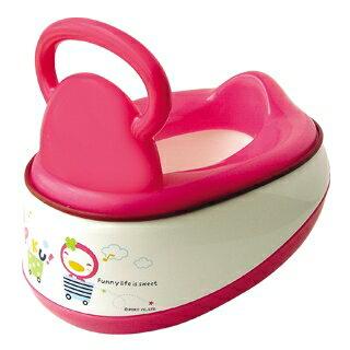 『121婦嬰用品館』PUKU 5合1便器 - 紅 0