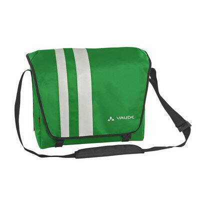 VAUDE Albert M Laptop Messenger Bag (apple green) 0