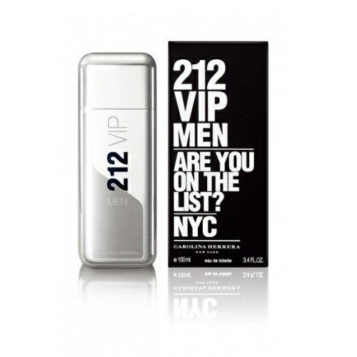 212 VIP MEN eau de toilette vaporizador 100 ml - CAROLINA HERRERA 0
