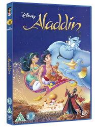 Disney's  Aladdin (DVD)