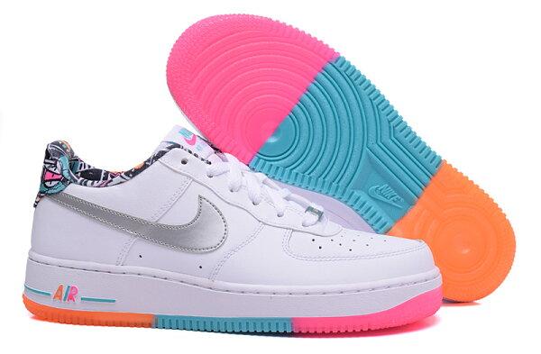 NIKE AIR MAX 90 彩虹塗鴉系列 氣墊慢跑鞋 男女情侶鞋36-44