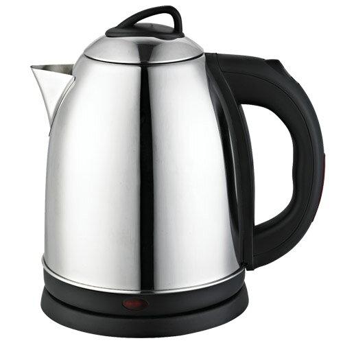 【維康】不鏽鋼電茶壺(1.8L) WK-1820