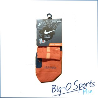 NIKE 耐吉 NIKE ELITE BASKETBALL HI-QUARTER 籃球運動襪 SX3718888