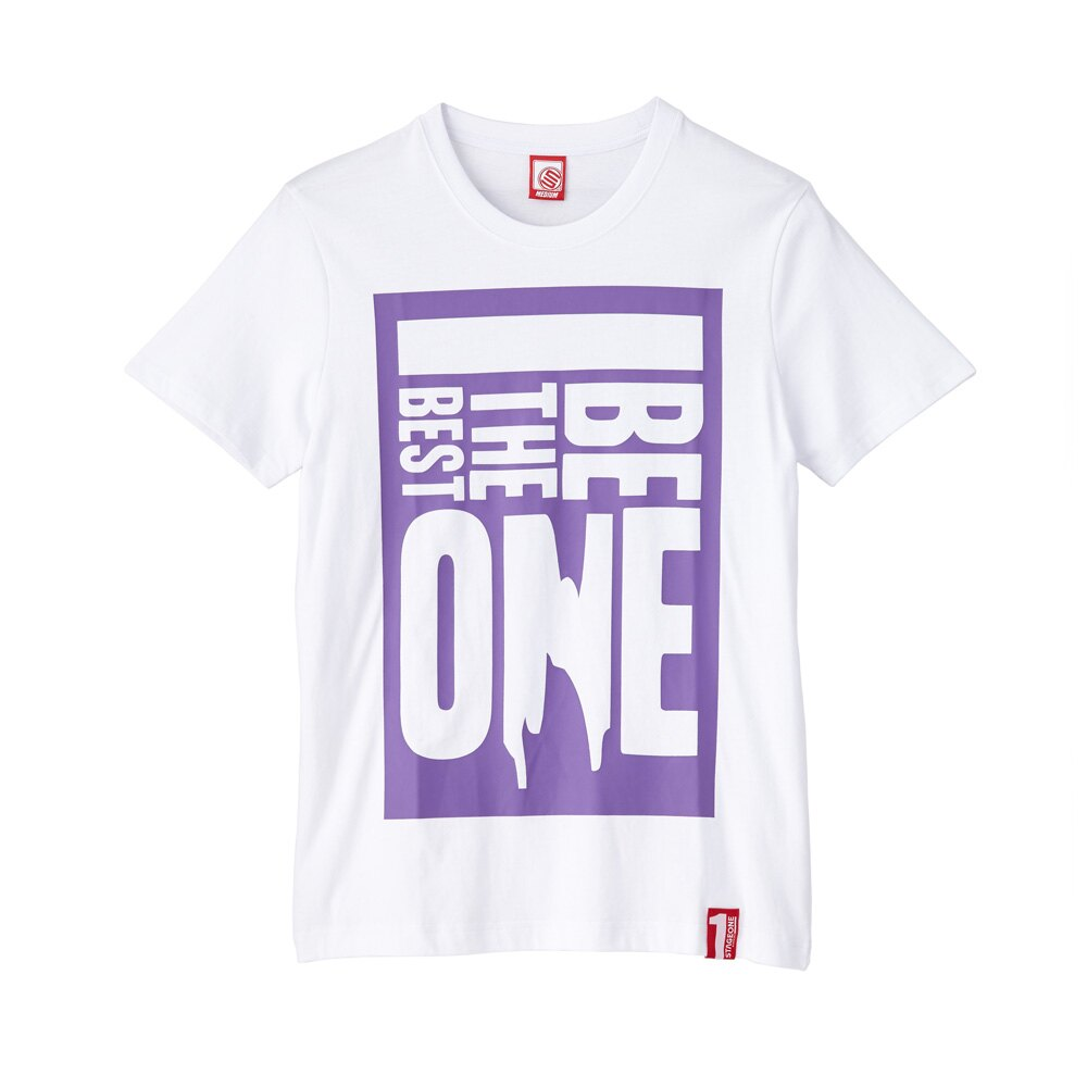 STAGEONE BE THE BEST ONE TEE 黑色 白色 兩色 4