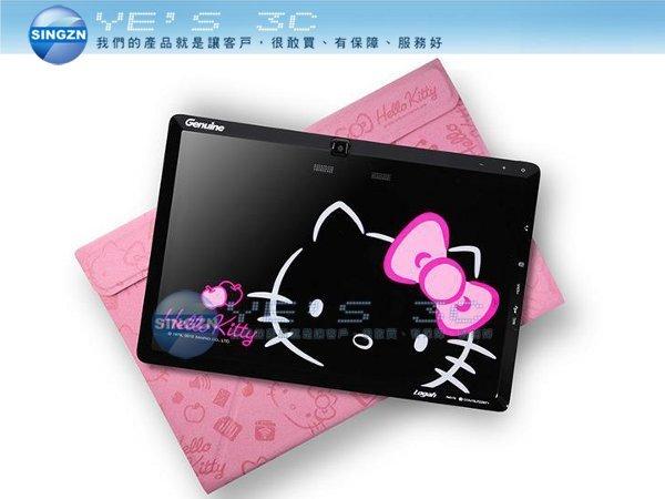 「YEs 3C」Logah 平板電腦 Hello Kitty 凱蒂貓 Grace 10 Light 黑 yes3c