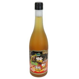 含米麴-榖盛-XO糯米酢/600ml