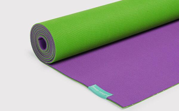 【 rubber anne 】天然橡膠瑜珈墊 - 璀璨 雙面防滑 5mm