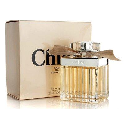 (單瓶免運)CHLOE 經典同名女性淡香精 EDP 75ML ☆真愛香水★ 另有同名禮盒