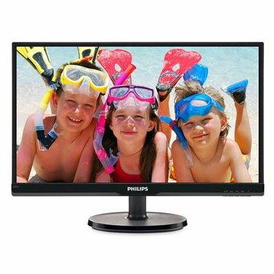 *╯新風尚潮流╭* PHLIPS飛利浦 電腦螢幕 LED液晶顯示器 V系列 22吋型 DVI-D介面 226V6QSB6