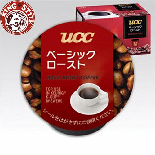 金時代書香咖啡【UCC】K-Cup 經典招牌咖啡膠囊(8gx12入)