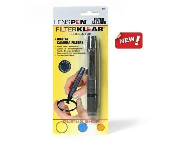 攝彩@加拿大鏡頭筆 LENSPEN LFK-1 單眼相機鏡頭清潔筆(保護鏡、濾鏡專用)-20804