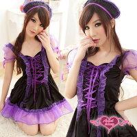萬聖節Halloween到天使甜心 AF6868 紫 公主服 角色服PARTY 尾牙 表演服 萬聖節 聖誕節