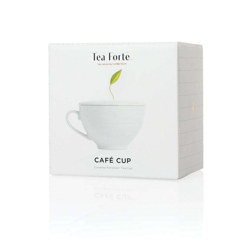 Tea Forte 白瓷咖啡杯 Café Cup 1