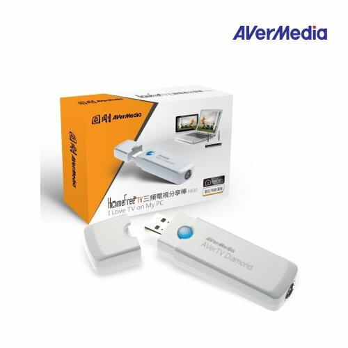圓剛 H830R HomeFree TV 三頻電視分享棒 支援iOS/Android App