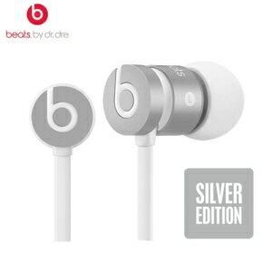 Beats urBeats with Mic【iPhone6 航空特仕版 銀】耳道式耳機 beats by dr. dre 先創公司貨 原廠保固