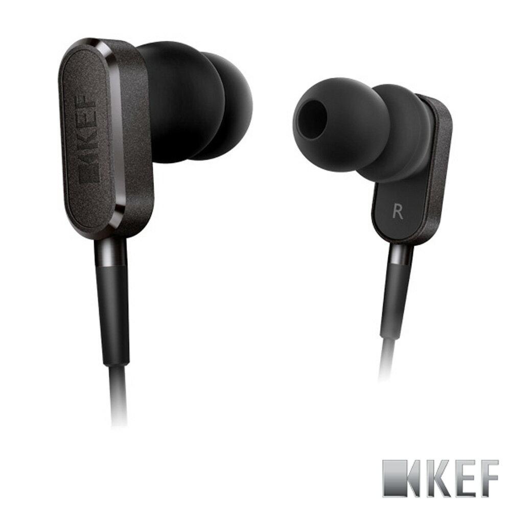 歌手方大同代言 英國 KEF M100 鈦灰 鋁合金 10mm釹磁?單體 耳道式耳機