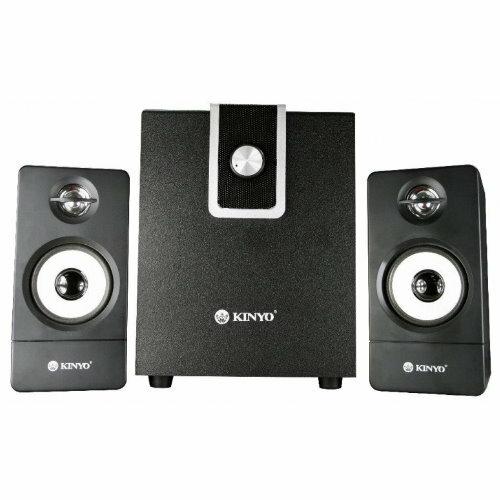 KINYO 耐嘉 KY-347  2.1 聲道立體聲擴大音箱 電腦喇叭