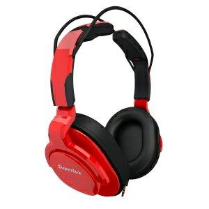 Superlux HD661【紅】耳罩式耳機 專業監聽級耳機