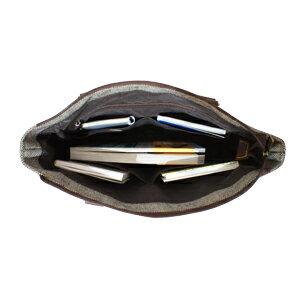CORRE【LI055】亞麻兩用造型包 附贈亞麻長夾 3