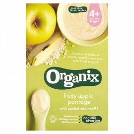 『121婦嬰用品』英國Organix 有機鮮果米糊-蘋果120g(4個月以上) 0