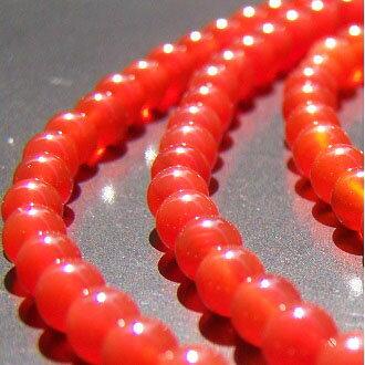 [海竹]天然無優化 3mm圓形珠 diy飾品散珠 0