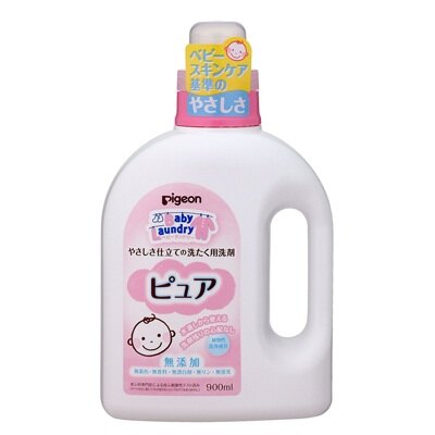 日本【貝親Pigeon】貝親溫和嬰兒洗衣精(瓶裝) - 限時優惠好康折扣