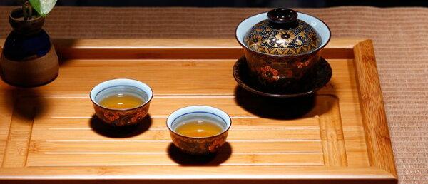 茶具用品 御竹大款茶盤 平板型 泡茶盤排水式 附排水球 *自在坊* 免運費活動 超值好禮 限額贈送