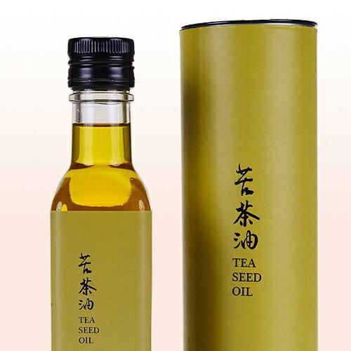 【九品元】特選冷壓苦茶油(250ml/瓶) x1瓶