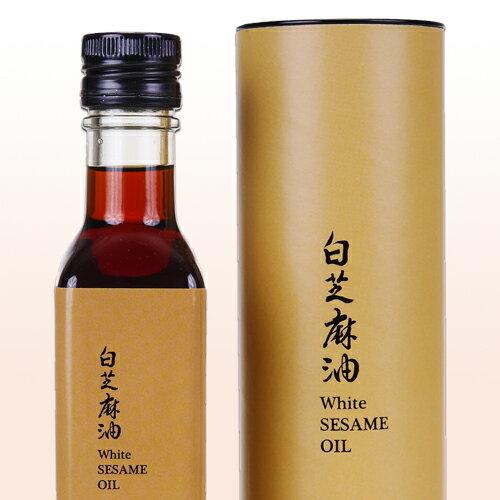 【九品元】特選冷壓白芝麻油(250ml/瓶) x1瓶 2