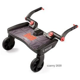 【淘氣寶寶】瑞典 Lascal Maxi 萊斯卡嬰兒手推車 輔助踏板 (加大型)(黑色)