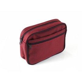 【淘氣寶寶●庫存出清】韓國 Pognae 座墊型揹巾配件-萬用腰包(單寧/米色)