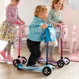 【淘氣寳寳】瑞士 Micro Mini - 馬卡龍色:【是滑步車、也是滑板車】來自於瑞士世界第一大品牌滑板車