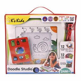 【淘氣寳寳】奇智奇思 K's Kids 魔法畫家學習組【保證公司貨●品質有保證●非水貨】