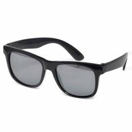 【淘氣寶寶】RKS經典純色7-10歲太陽眼鏡/黑 RKS7-01327 (UV400鏡片,可完全過濾UVA和UVB兩種紫外線)