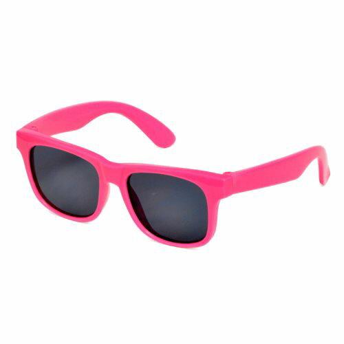 【淘氣寶寶】RKS經典純色4-7歲太陽眼鏡/粉紅 RKS4-01305 (UV400鏡片,可完全過濾UVA和UVB兩種紫外線)